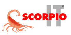 Scorpio IT 120 Logo Grafik